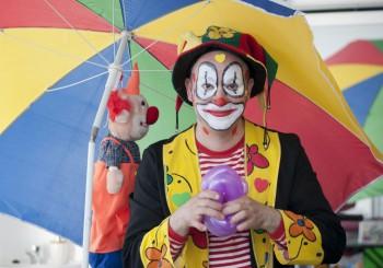 Sergio der Clown